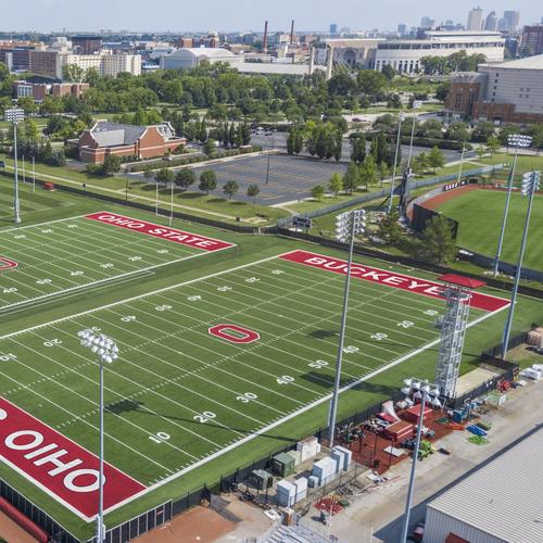 The Ohio State University Athletic Sub-District